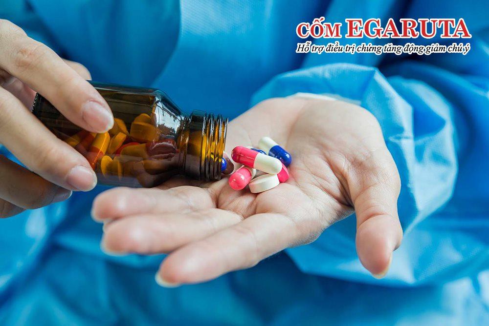 Thuốc tây giúp trẻ tự kỷ tăng động nhanh chóng kiểm soát triệu chứng